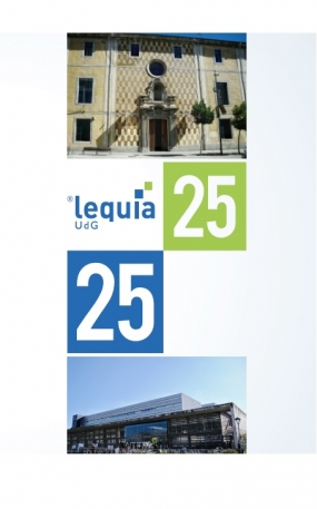 LEQUIA25x25: Twenty-five years of Laboratory of Chemical and Environmental Engineering