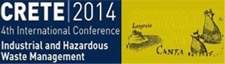 "We participate in the IV International Conference on Industrial and Hazardous Waste Management ""CRETE 2014"""