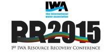 High participation of LEQUIA researchers in the 1st IWA Resource Recovery Conference in Ghent (RR2015)