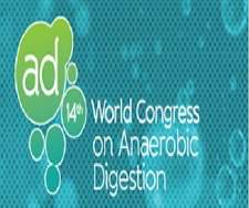We take part in the 14th World Congress on Anaerobic Digestion in Viña del Mar (Chile)